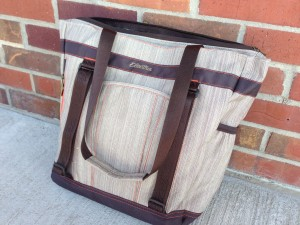 It's a saddlebag! No, it's a tote!