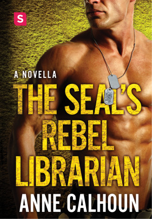 A SEAL and a rebel librarian...what's not to one-click?
